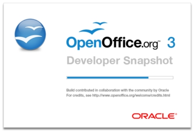 Oracle OpenOffice